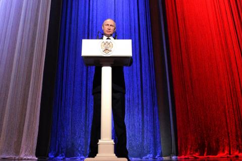 Неизвестный Путин.