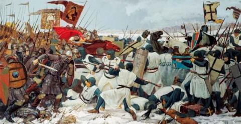 Славяне и Запад: природа тройной ненависти