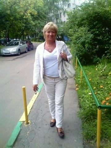 Любовь Авилова-Куликова