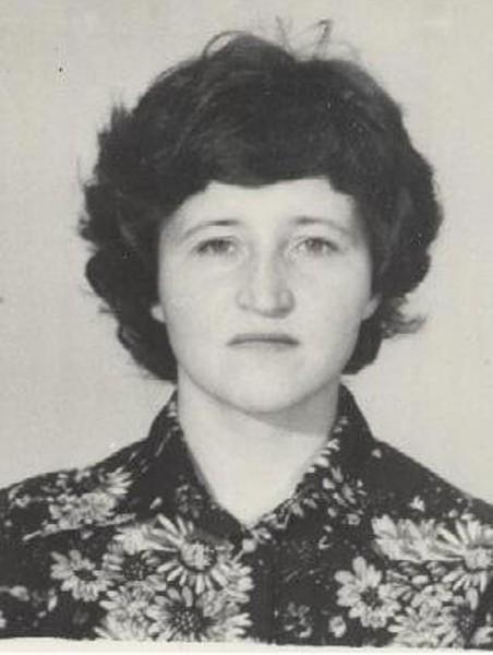 Зина Андрейкина