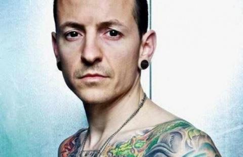 Солист группы Linkin Park Че…