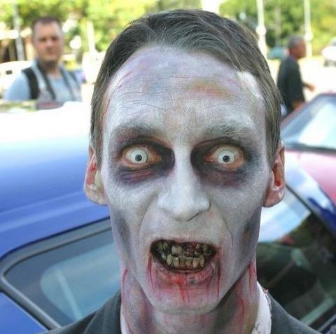 Меня укусил зомби