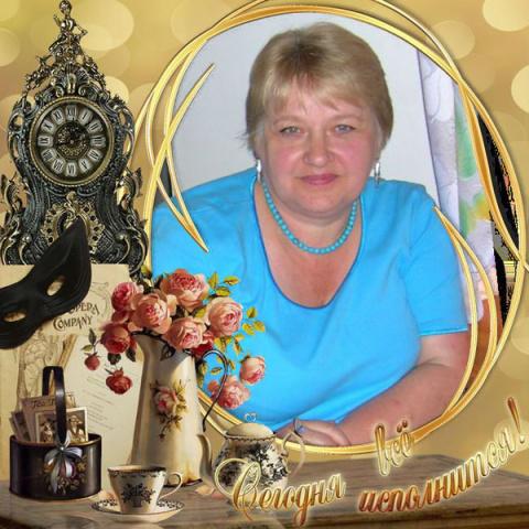 Юлия Кривондеченкова