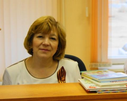 Зоя Быстрова (Ратникова)