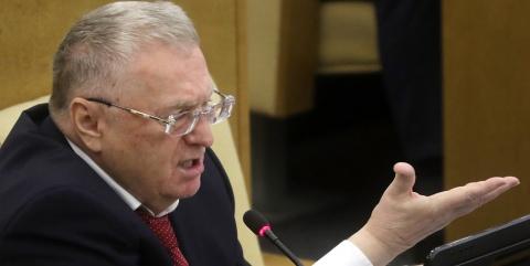 Жириновский хочет запретить старикам сделки с жильем