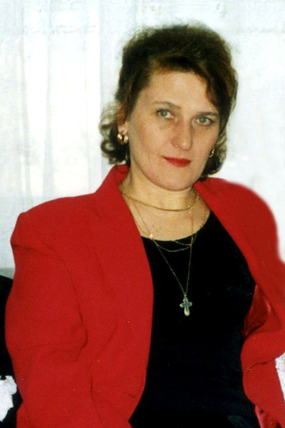 Лидия Гудкова (Зырянова)