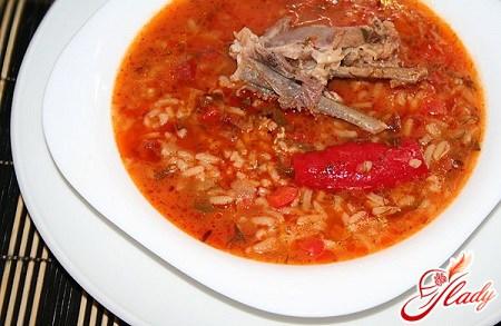 Традиционные варианты харчо: рецепты классического блюда