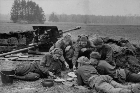 Как Красная Армия готовилась к битве за Берлин