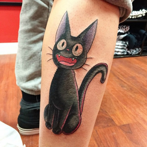 15 очаровательных татуировок