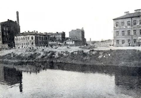 Страшные тайны Обводного канала