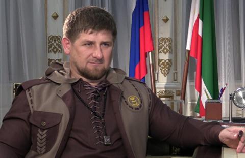 Кадыров ответил на призыв Ге…