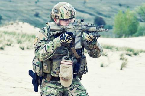 На Украину высадился десант США
