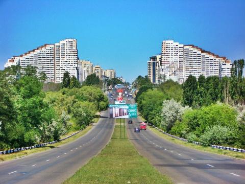 В Молдавии начались «энергетические» протесты