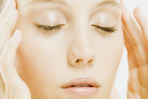 Пальцевый душ: омолаживающий массаж лица. Поразительный эффект!