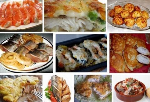 Подборка рыбных блюд! Актуал…