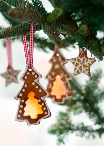 Новогодние рецепты: Печенье на елку