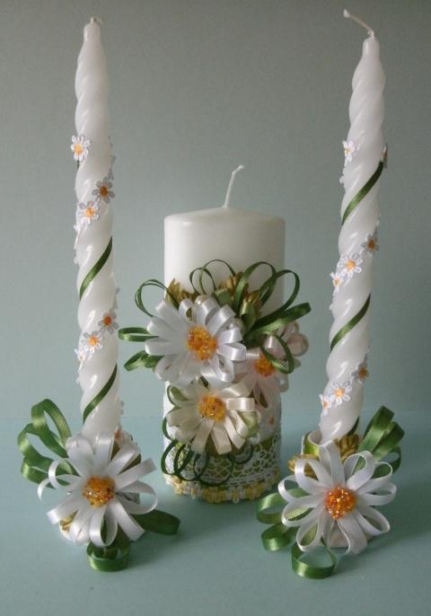 Ромашка - символ семьи в день Петра и Февронии