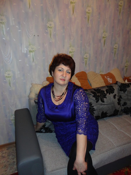 Марина Зацепина(Горячева)