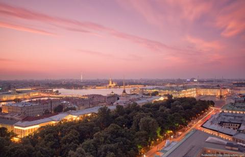 Прекрасный Петербург. Фотогр…