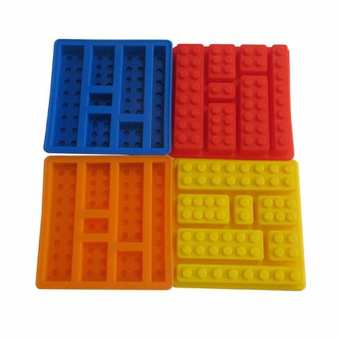 10 формочек для горячих кубиков