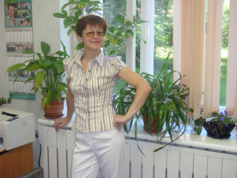 Галина Паншина