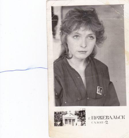 Лариса Фурцева(Сухова)