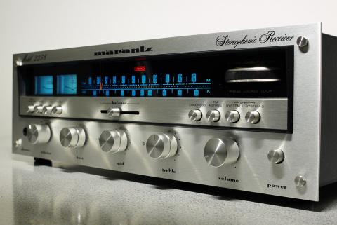 Уникальные экземпляры Hi-Fi техники времен аудиобума 70-х