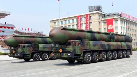NYT: Украина помогла Северной Корее создать ракеты