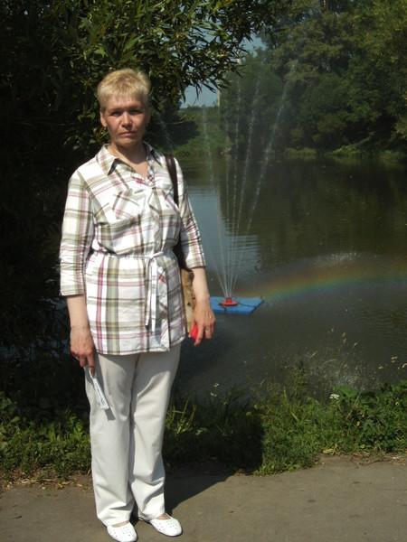 Елена Скороходова (Богтюжская) (личноефото)