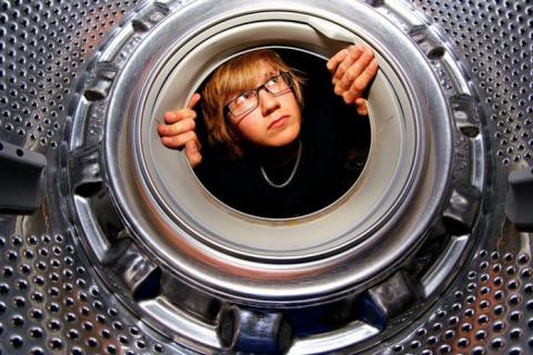 Чистка стиральной машинки! С…
