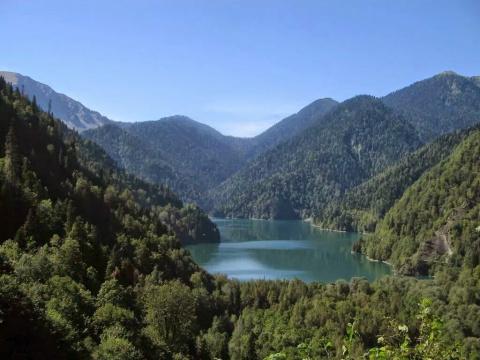 Красота Абхазии