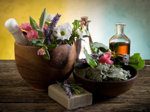 Шикарные рецепты для жизни из натуральных и доступных средств