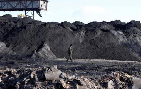 Уголь из ЮАР пришел сегодня …