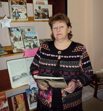 Людмила Савичева (Коврова)