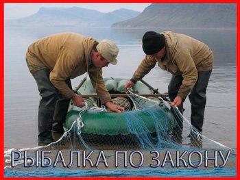 В Рыбинске полиция выявила факт незаконного лова рыбы