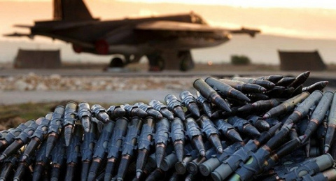 Атака авиабазы Хмеймим приня…