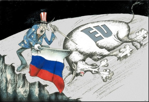 А на кой чёрт России нужна Европа?