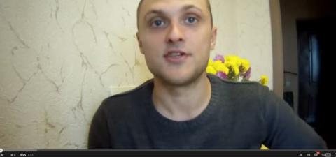 Настоящий украинец, а не тупой галичанин сравнил гимны Украины и России...Просто умница.