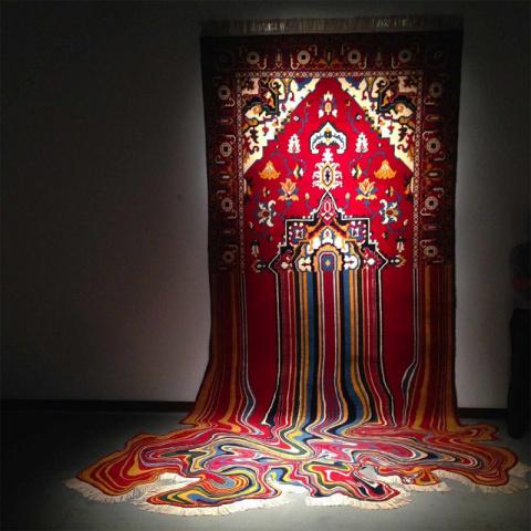 Волшебные ковры Фаига Ахмета