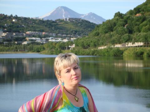 Галина Белобородова (личноефото)