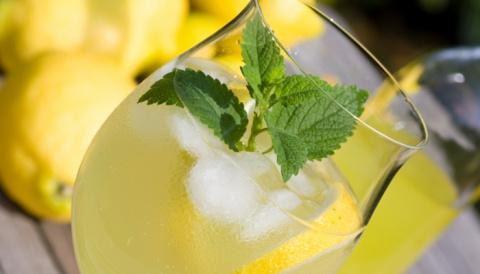 Напиток здоровья — имбирный лимонад