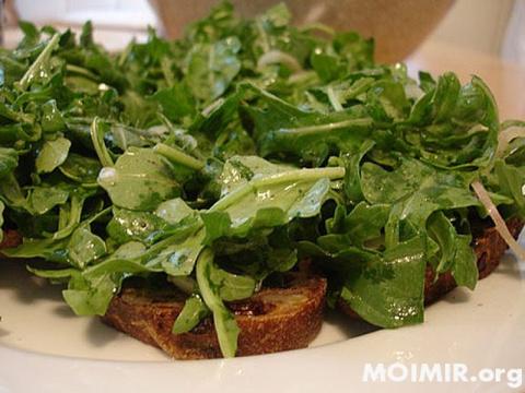 Как насчёт похудеть? Салат п…