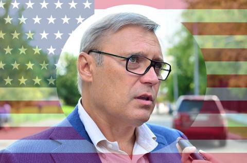 Касьянова - в США, а Крым ос…