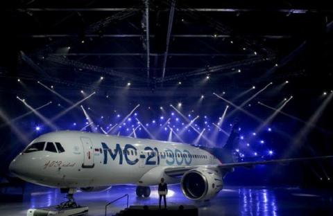 «Авиастар» начал поставки комплектующих для лайнера будущего