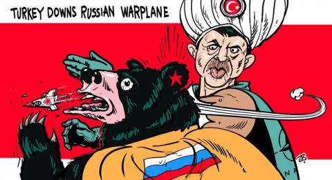 Россия и Турция. У них так п…