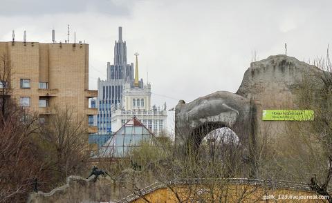 Новое в старой Москве