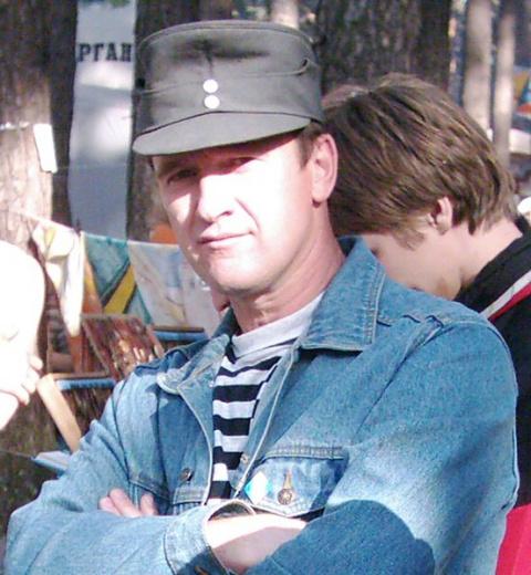 Сергей Ковалёв (личноефото)