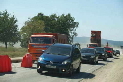 Поклонская проверит дороги Крыма