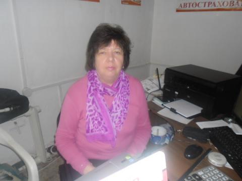 Ольга Байбулатова