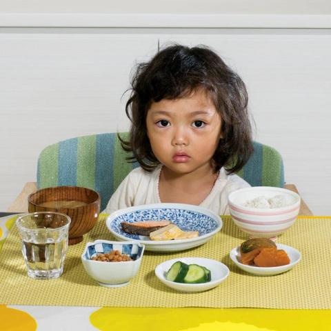 Что дети едят на завтрак в разных странах мира